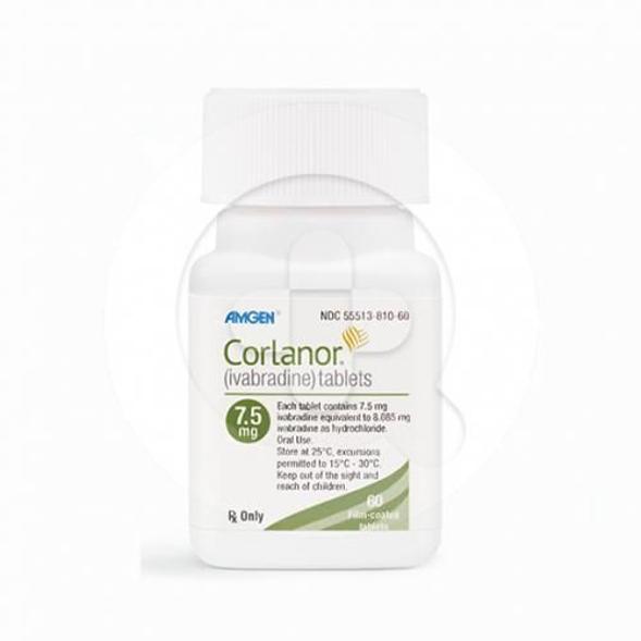 Corlanor tablet adalah obat untuk penyakit mengatasi gagal jantung kronis.