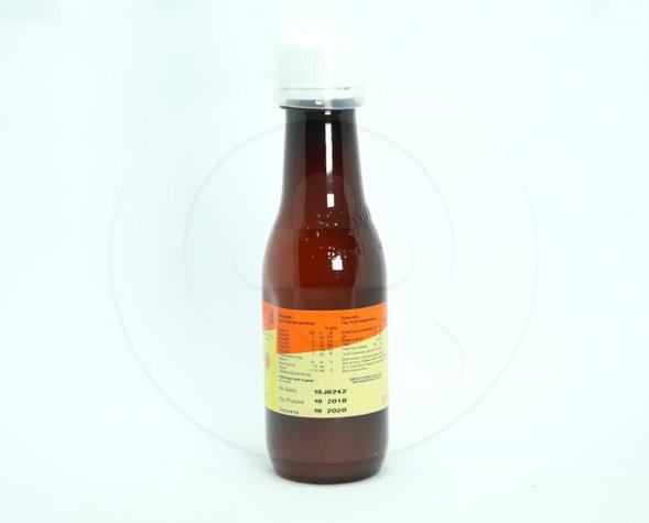 Curvit CL Emulsion digunakan untuk memenuhi kebutuhan vitamin pada masa pertumbuhan
