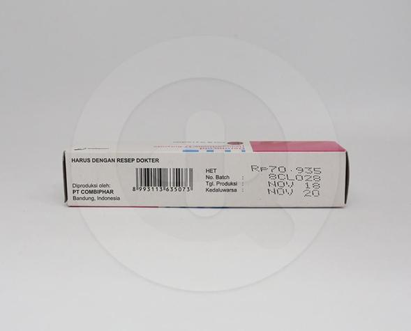 Dermacoid krim adalah obat untuk mengatasi gangguan pada kulit berupa peradangan