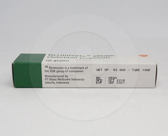 Dermavote krim adalah obat untuk pengobatan psoriasis (tidak termasuk psoriasis luas), eksim, lichen planus, discoid lupus erythematosus dan kondisi lain