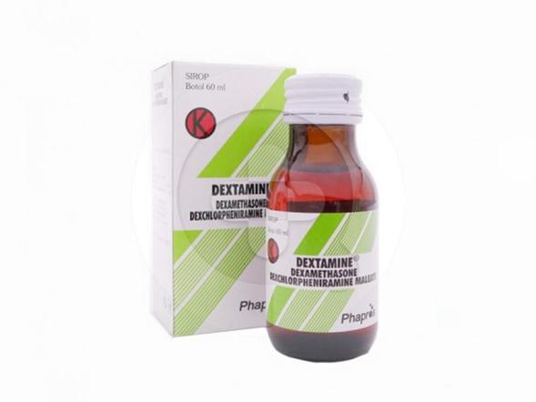 Dextamine sirup adalah obat untuk meringankan berbagai kondisi alergi.
