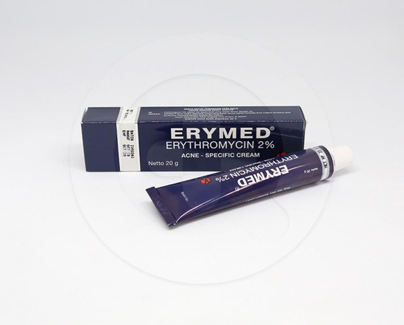 Erymed dapat mengatasi jerawat yang me