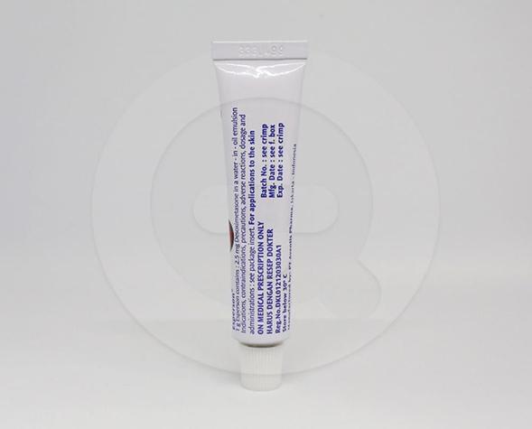 Esperson digunakan untuk menghilangkan manifestasi inflamasi dan pruritus