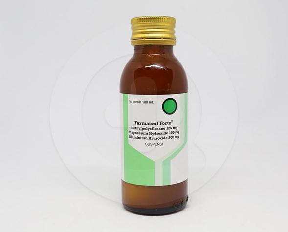 Farmacrol Forte adalah obat sakit maag