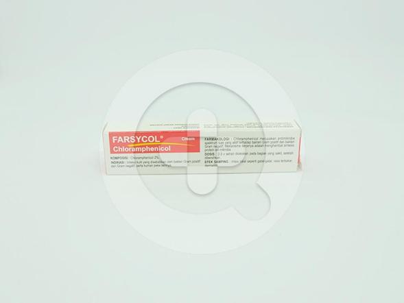 Farsycol krim adalah obat yang digunakan untuk mengobati infeksi kulit yang disebabkan oleh bakteri.