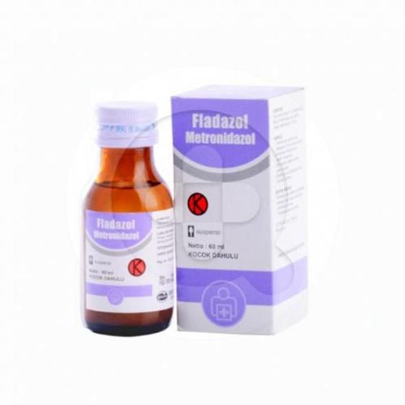 Fladazol suspensi adalah obat untuk mengobati peradangan pada uretra dan vagina, infeksi usus besar dan ifeksi hati, pencegahan infeksi dan gangguan pencernaan.