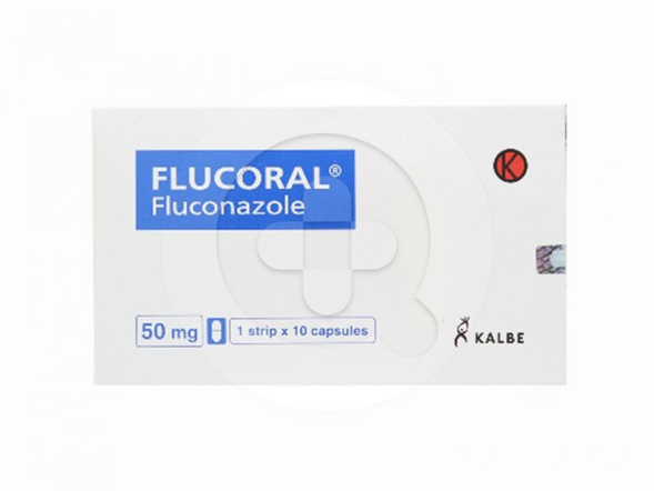 Flucoral kapsul adalah obat untuk mengatasi infeksi jamur yang disebabkan oleh Candida albicans.