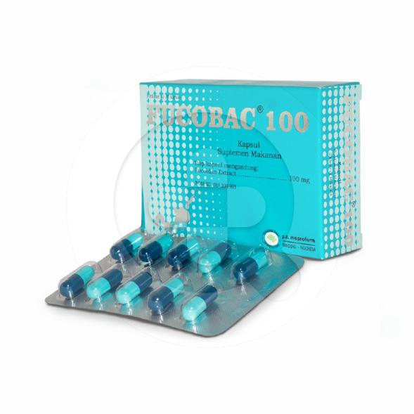 Fucobac kapsul adalah suplemen untuk menjaga dan memelihara kesehatan lambung.
