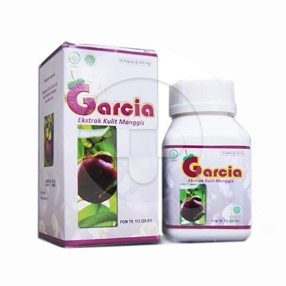 Garcia kapsul adalah obat untuk membantu memelihara daya tahan tubuh.