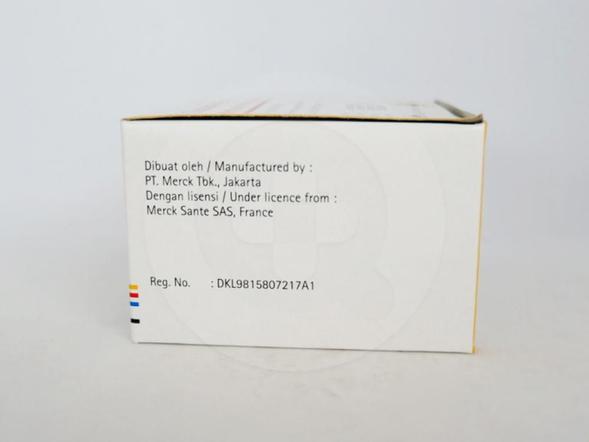 Glucophage tablet 500 mg sebagai pengobatan diabetes mellitus tipe 2.