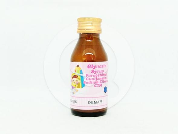 Glynasin sirup adalah obat yang digunakan untuk menurunkan demam disertai batuk berdahak.