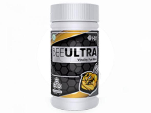 HDI Bee Ultra kapsul digunakan untuk meningkatkan stamina dan vitalitas pada pria.