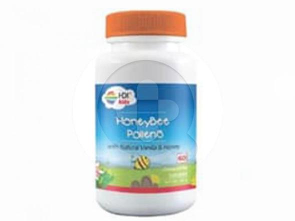 HDI Kids HoneyBee Pollens tablet kunyah merupakan suplemen untuk meningkatkan kinerja otak dan konsentrasi anak.