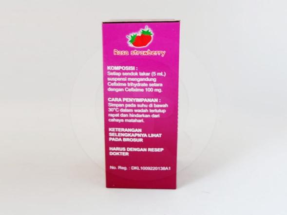 Helixim sirup kering adalah obat untuk mengatasi berbagai infeksi yang disebabkan oleh bakteri.