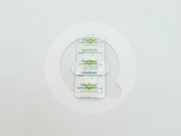 Imodium tablet adalah obat untuk mengatasi diare, misalnya diare saat berpergian