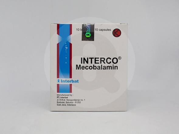 Interco digunakan untuk mengatasi gangguan kerusakan pada sistem saraf perifer