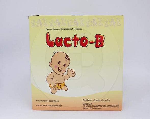 Lacto-B adalah obat untuk diare, mencegah gangguan pencernaan