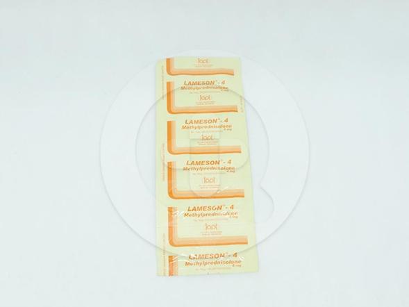 Lameson tablet adalah obat yang digunakan untuk mengatasi peradangan