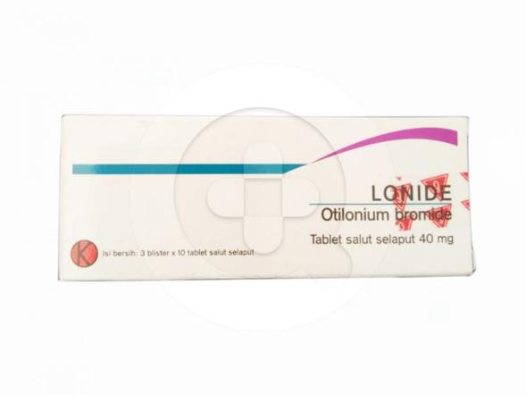 Lonide tablet digunakan untuk mengobati sindrom iritasi usus (irritable bowel syndrome).