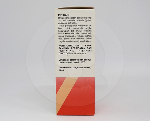 Maltofer tetes 30 ml digunakan untuk penderita anemia karena kekurangan zat besi, untuk mencegah kekurangan zat besi selama masa kehamilan dan menyusui