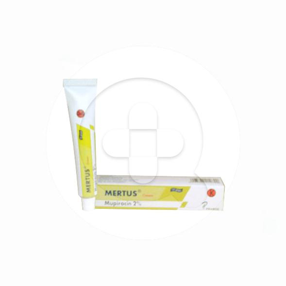 Mertus krim adalah obat untuk mengatasi infeksi kulit yang disebabkan oleh bakteri.