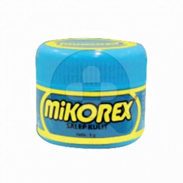 Mikorex salep adalah salep untuk mengobati infeksi jamur.