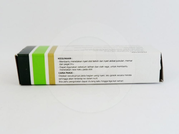 Molakrim krim 30 g membantu meredakan nyeri otot terkilir dan nyeri akibat pukulan, memar dan pegal linu