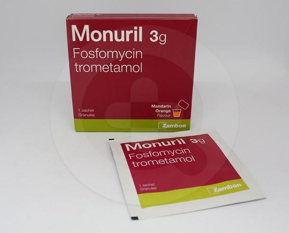 Monuril adalah obat yang dapat digunakan untuk mengobati infeksi saluran kemih