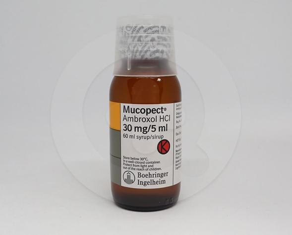 Mucopect adalah obat yang digunakan untuk mengobati penyakit pada saluran pernapasan