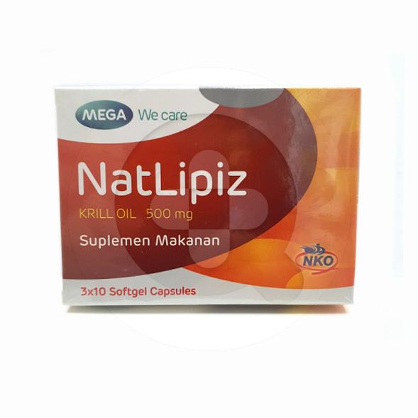 Natlipiz kapsul adalah suplemen untuk membantu memelihara kesehatan.