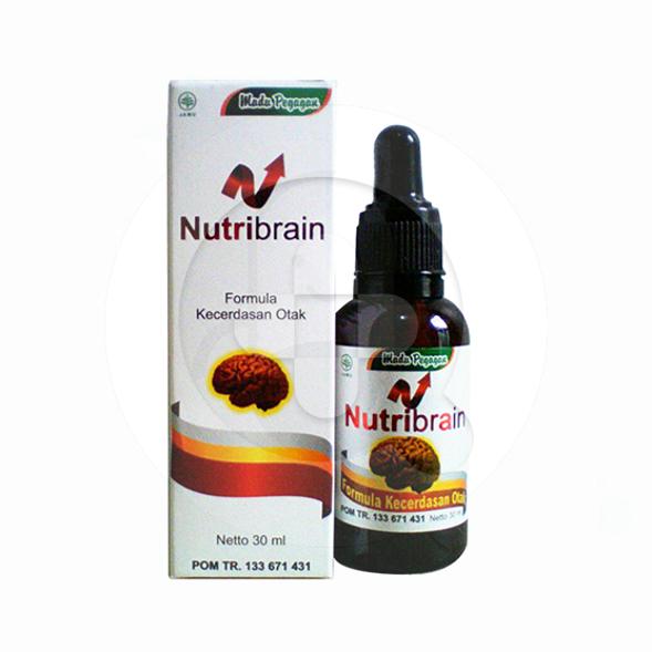 Nutribrain larutan adalah obat untuk melancarkan sirkulasi darah