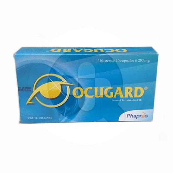 Ocugard kapsul adalah suplemen untuk membantu menjaga kesehatan mata.