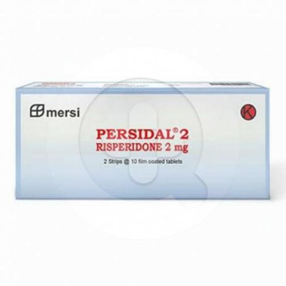 Persidal tablet adalah tablet yang digunakan untuk mengatasi berbagai gangguan mental tertentu.