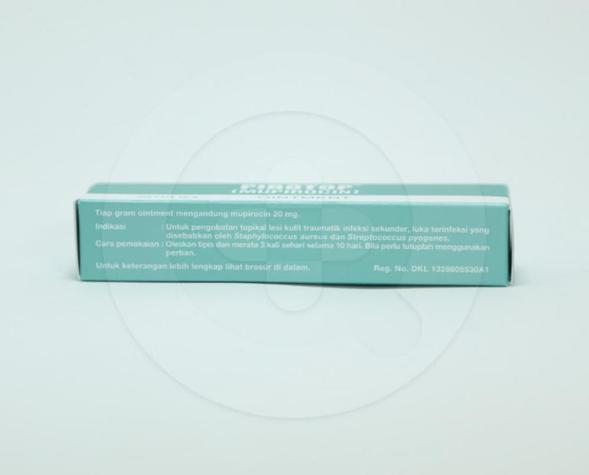 Pirotop salep digunakan dalam pengobatan topikal lesi kulit traumatik infeksi sekunder dan luka terinfeksi