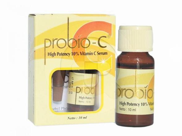 Probio C serum digunakan untuk melindungi, melembabkan, dan memelihara kesehatan kulit.