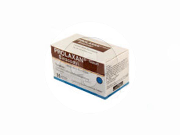 Prolaxan tablet adalah obat untuk mengatasi kesulitan buang air besar.