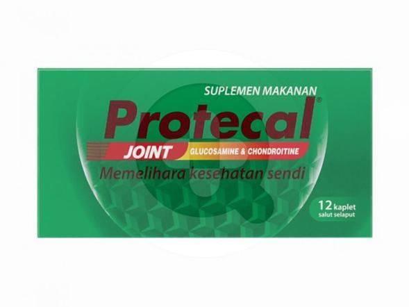 Protecal Joint kaplet merupakan suplemen untuk memelihara kesehatan sendi.