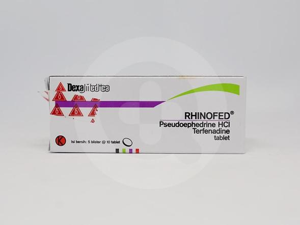 Rhinofed dapat digunakan untuk penyakit rinitis alergi atau vasomotor