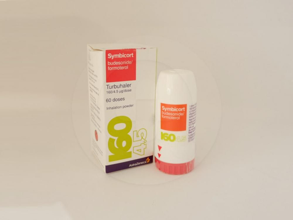 Symbicort turbuhaler sebagai terapi pelega dan terapi pemeliharaan untuk asma