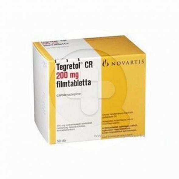 Tegretol CR tablet digunakan untuk mengatasi epilepsi, gangguan bipolar, dan nyeri saraf akibat diabetes.