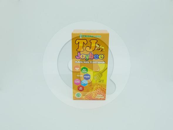TJ joybee rasa original 100 ml merupakan suplementasi vitamin anak pada masa pertumbuhan.