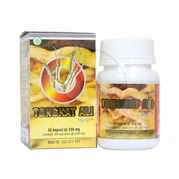 Tongkat Ali TN57 kapsul adalah obat untuk memelihara stamina pria