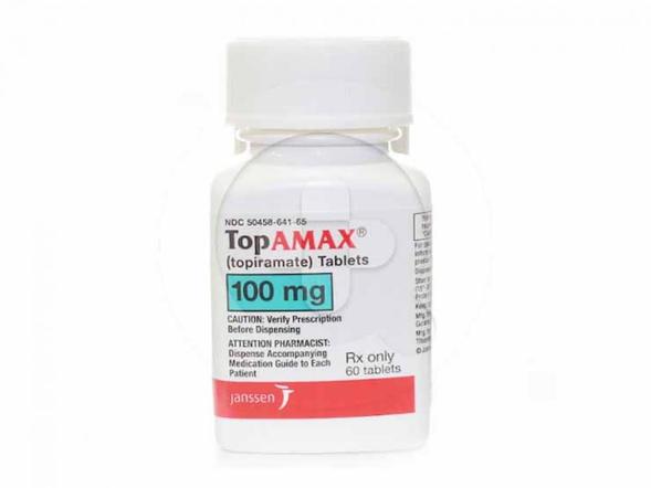 Topamax kapsul digunakan untuk terapi pada kejang dan mengatasi migrain.