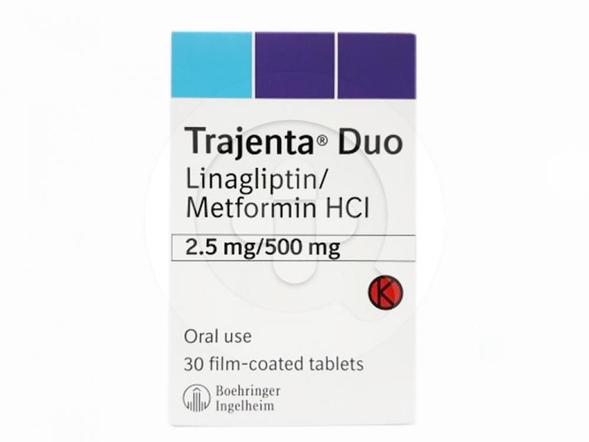 Trajenta Duo tablet digunakan sebagai terapi tambahan untuk memperbaiki kontrol gula darah pada pasien diabetes melitus tipe 2.