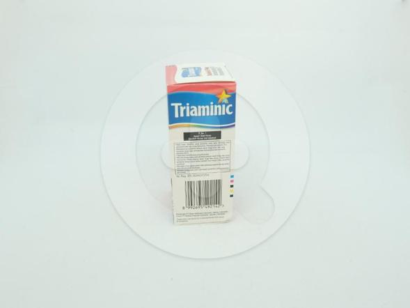 Triaminic batuk & pilek rasa berry sirup 60 ml untuk meredakan batuk berdahak dan hidung tersumbat akibat pilek.