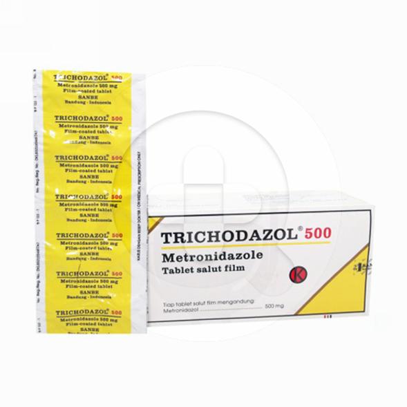 Trichodazole tablet adalah obat untuk mengobati berbagai jenis infeksi bakteri.