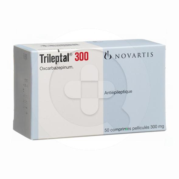 Trileptal adalah obat untuk mengurangi dan mencegah kejang parsial pada pasien epilepsi.