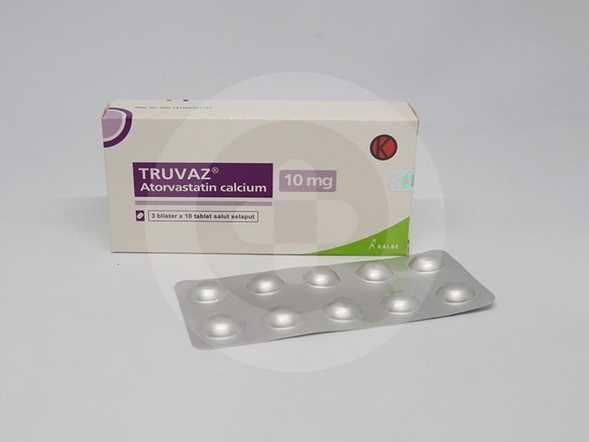 Truvaz tablet 10 mg