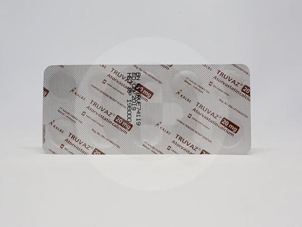 Truvaz tablet 20 mg