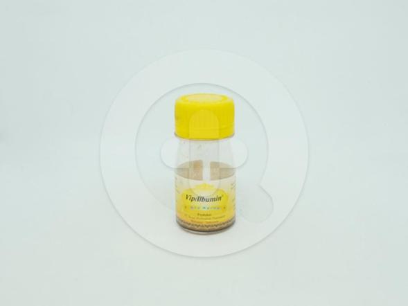Vip albumin sirup kering 4 g untuk membantu memelihara kesehatan.